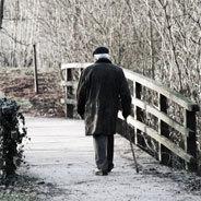 Suchanek freundet sich mit einem grummeligen alten Mann an