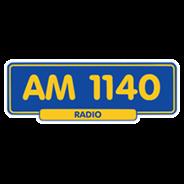 AM 1140 CHRB-Logo