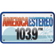 Amèrica Estereo-Logo