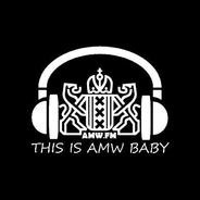 AMW = Amsterdams Most Wanted-Logo