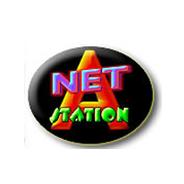 """""""A"""" Net Station-Logo"""