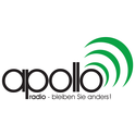 apollo radio)))-Logo