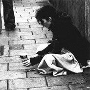 Obdachlosigkeit wird immer häufiger.