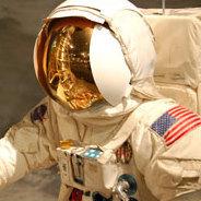 Der erste Mensch auf dem Mond war Neil Armstrong