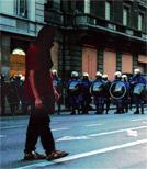 In vielen Städten kam es zu Protesten.