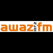 Awaz FM 107.2-Logo