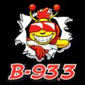 B93.3 CJBZ-FM-Logo