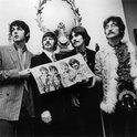 Die Beatles sind auf ewig in die Musikgeschichte einbetoniert
