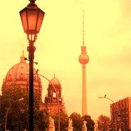 Berliner Straßenszene