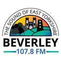 Beverley 107.8 FM-Logo