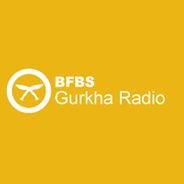 BFBS Radio Gurkha-Logo