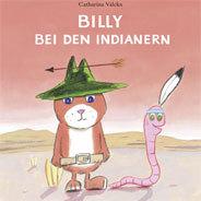 Der größte Traum von Hamster Billy: einmal einen Indianer treffen