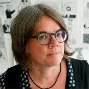 Birgit Weyhe ist eine Zeichnerin von Graphic Novels