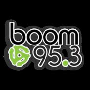 Boom 95.3 CJXK-Logo