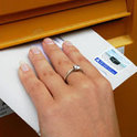 Der Briefwechsel ist für beide eine Konstante im Leben