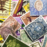Die Briefmarkensammlung interessiert Per nur wenig - doch dann entdeckt er etwas Spannendes