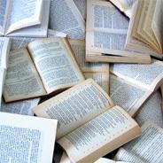 Der 92-Jährige lebt umgeben von Büchern.