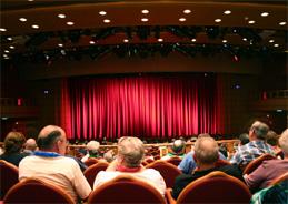 """Für Kluck ist das Theater """"der letzte totalitäre Ort in einer demokratischen Gesellschaft"""