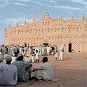 Das westafrikanische Land Burkina Faso ist das Zuhause des Kunsthistorikers Peter Stepan.