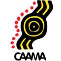 CAAMA Radio 8-kin FM-Logo