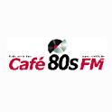 Café 80s FM-Logo