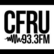 CFRU 93.3 FM-Logo