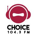 CHOICE FM 104.3-Logo