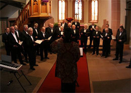 Ein Konzertabend mit dem Alsfelder Vokalensemble