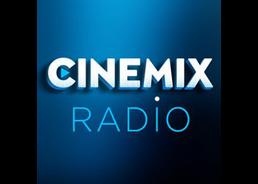 Internetradio-Tipp: Cinemix-Logo