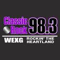 Classic Rock 98.3 WEXG-Logo