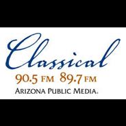 Classical 90.5 KUAT-Logo