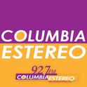 Columbia Estéreo 92.7 FM-Logo