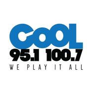 95.1 Cool FM CKUE-Logo