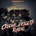 Crucial Velocity Radio-Logo