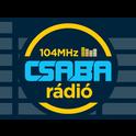 Csaba Rádió-Logo