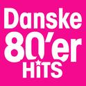 Danske 80'er Hits-Logo