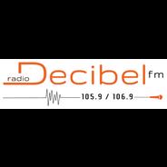 Décibel FM-Logo