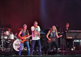 Deepm Purple auf dem Wacken-Festival 2013