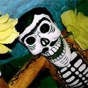 Die Musik ist inspiriert von der Kultur Mexikos.