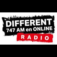 Different Radio-Logo