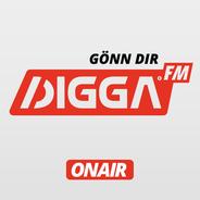 DIGGA.FM-Logo