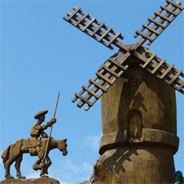 Hunderte Hörer werfen ihren bürgerlichen Namen über Bord und stülpen sich die Maske des Don Quijote über