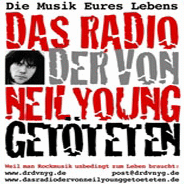 Das Radio der von Neil Young Getöteten-Logo
