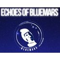 Echoes of Bluemars-Logo
