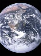 Unser Planet ist mit an Sicherheit grenzender Wahrscheinlichkeit nicht flach
