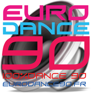 Radio Eurodance 90-Logo