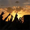 Das Roskilde-Festival existiert nun schon seit 45 Jahren