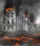 Der Brandanschlag auf türkische Mitbürger in Solinen.