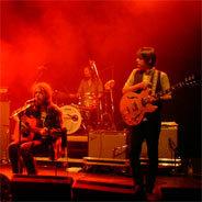 Fleet Foxes bei einem Konzert 2008