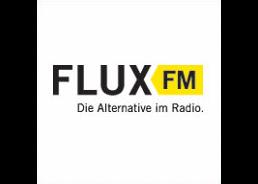 Internetradio-Tipp: FluxFM-Logo